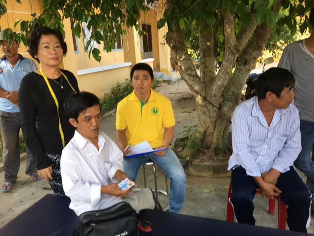 khao sat xe lan Tra Vinh